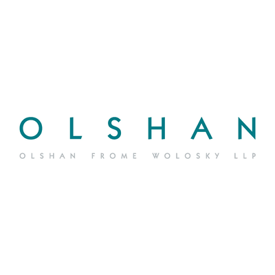 Olshan Frome Wolosky LLP logo