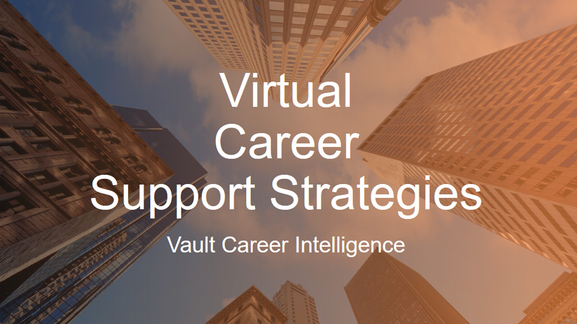 Virtual Career Support Strategies
