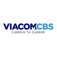 ViacomCBS Internship Program logo