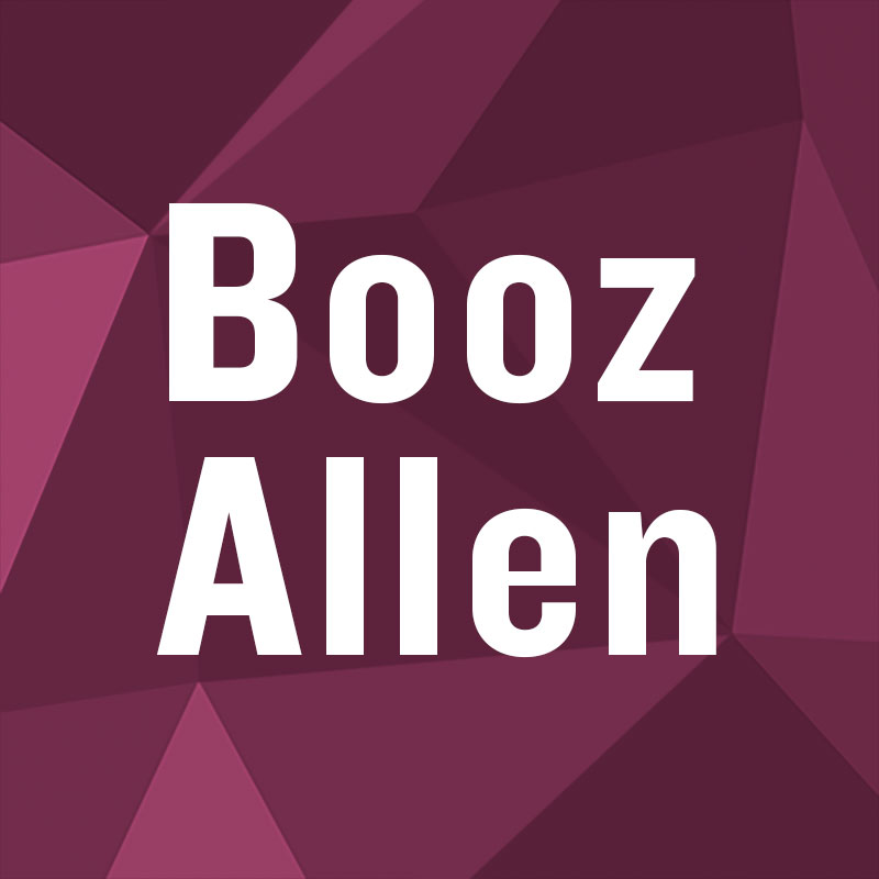 Booz Allen Hamilton Internship Program logo