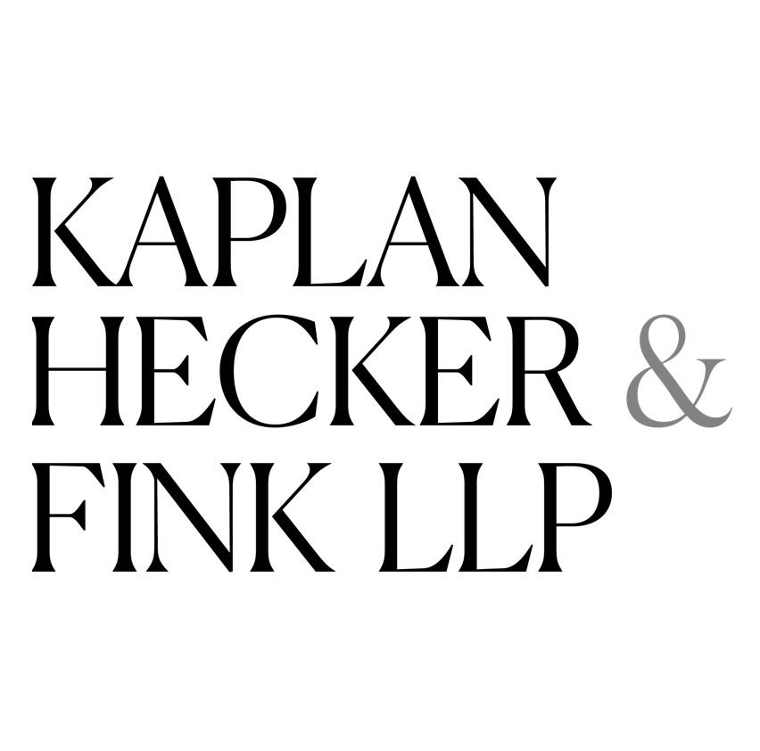 Kaplan Hecker & Fink LLP