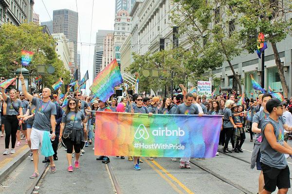 airbnb pride