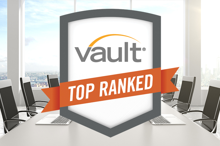 The 2018 Vault Law 100 - The Most Prestigious Law Firms in the U.S.