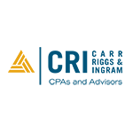 Carr, Riggs & Ingram, LLC logo