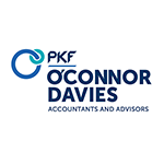 PKF O'Connor Davies Internship Program logo