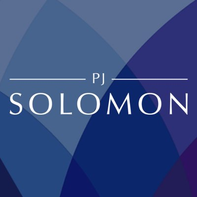 PJ SOLOMON Summer Analyst Internship Program logo