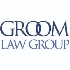 Groom Law Group. Chartered logo