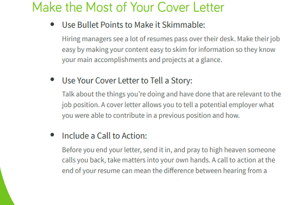 Your Comprehensive Ats Worthy Cover Letter Resume Guide