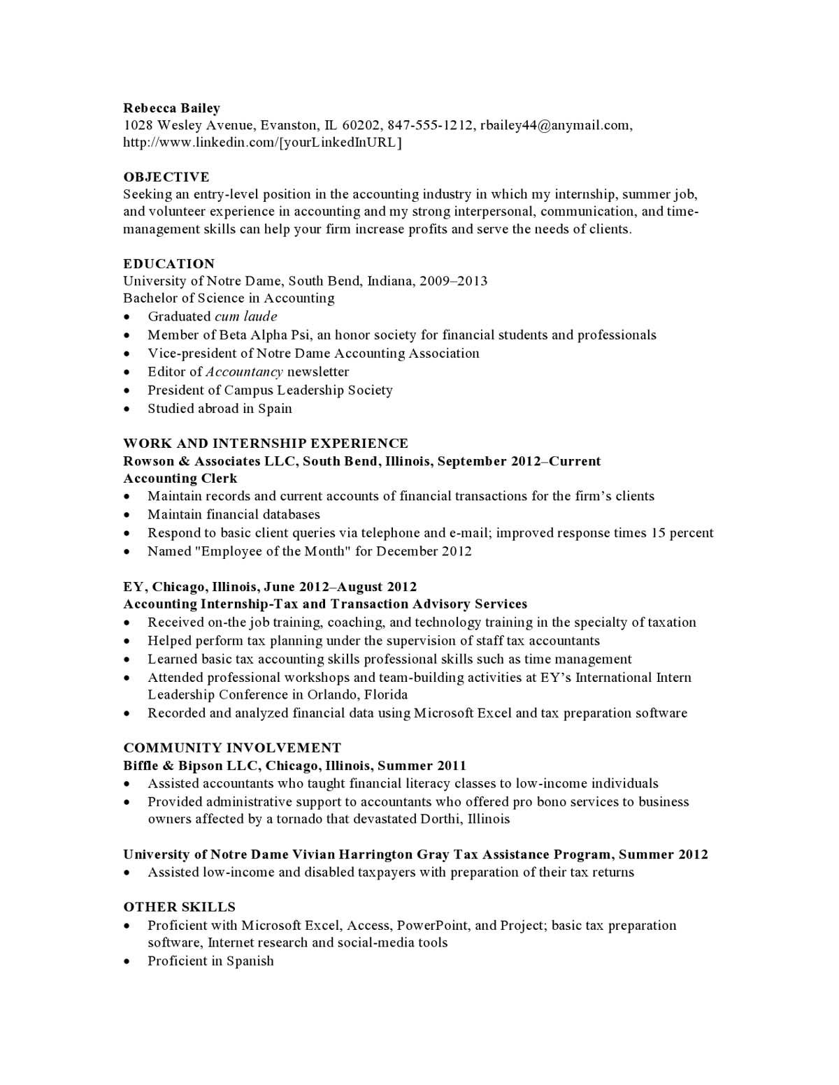 Resume Examples Templates Samples Vault Com