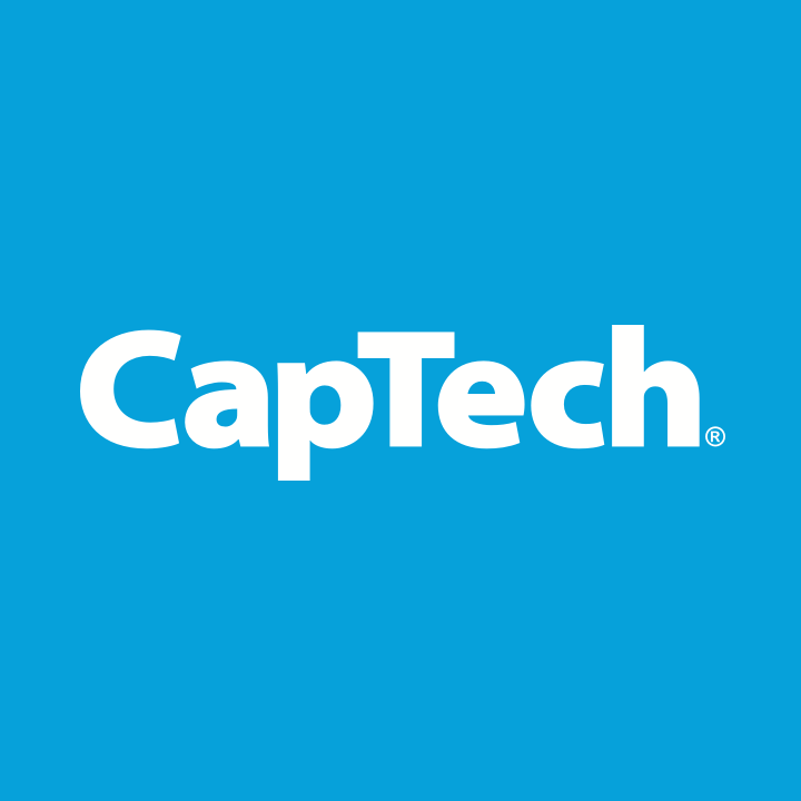 CapTech Elevate Internship logo